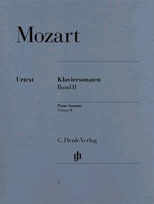 Klaviersonaten Band IIPiano Sonatas Volume 2 / Wolfgang Amadeus Mozart / Henle Verlag