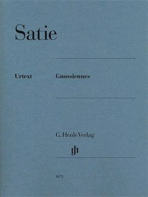 Erik Satie Gnossiennes / Erik Satie / Henle Verlag
