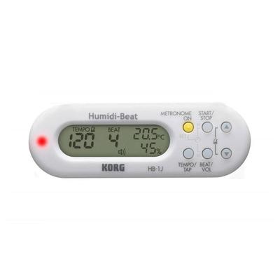 Korg Hygromètre – Thermomètre – Métronome Humidi – Beat blanc