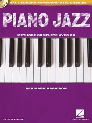 Piano Jazz Livre+CD /  / Hal Leonard