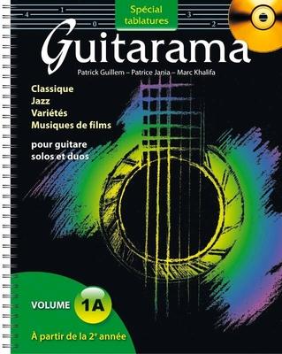 Guitarama Volume 1A Tablatures /  / Hit Diffusion