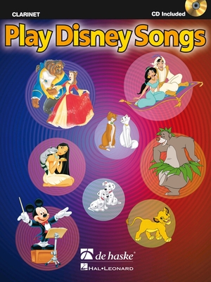 Play Disney SongsSolo Arrangements of 12 Classic Disney Songs with CD Accompaniment / Jaap Kastelein / Hal Leonard