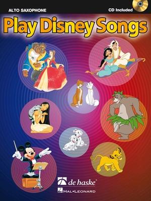 Play Disney SongsSolo Arrangements of 12 Classic Disney Songs with CD Accompaniment /  / Hal Leonard