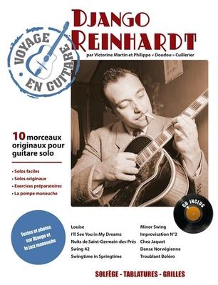 Voyage en Guitare Django Reinhardt / Django Reinhardt / Hit Diffusion