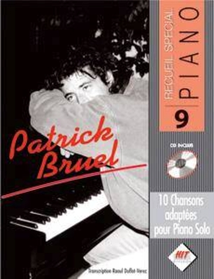 Spécial Piano N9, Patrick BRUEL / Patrick Bruel / Hit Diffusion