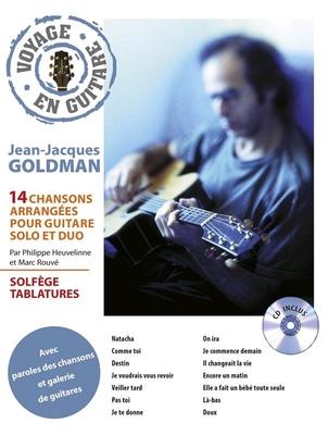 Voyage en Guitare – Jean-Jacques Goldman /  / Hit Diffusion