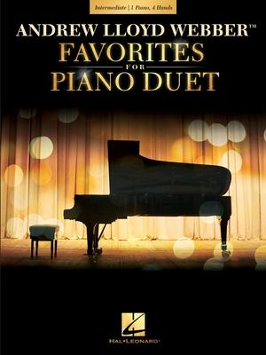 Andrew Lloyd Webber Favorites for Piano Duet /  / Henle