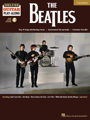 The Beatles Deluxe Guitar Play-Along Volume 4 / The Beatles / Hal Leonard