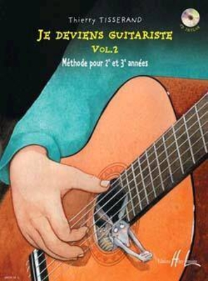 Je deviens guitariste Vol. 2 /  / Henry Lemoine
