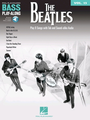The Beatles Bass Play-Along Volume 13 / The Beatles / Hal Leonard