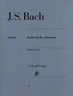 Italienisches Konzert BWV 971 Italian Concerto Concerto Italien / Johann Sebastian Bach / Henle