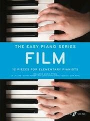 The Easy Piano Series: Film 12 pieces for elementary pianists /  / Faber Music