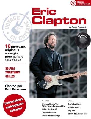 Voyage en Guitare – Eric Clapton /  / Hit Diffusion