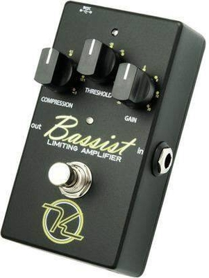 Keeley Electronics Bassist Compressor and Limiting Amplifier