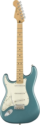 Fender Player Stratocaster Left-Handed Maple Fingerboard Tidepool