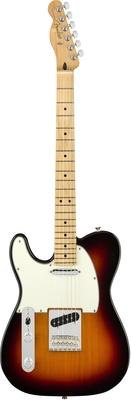 Fender Player Telecaster Left-Handed Maple Fingerboard 3-Color Sunburst