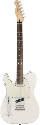 Fender Player Telecaster Left-Handed Pau Ferro Fingerboard Polar White