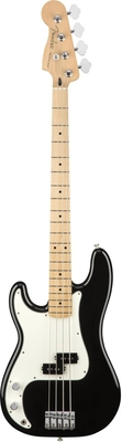 Fender Player Precision Bass Left-Handed Maple Fingerboard Black