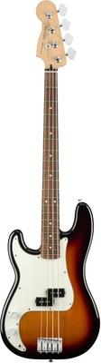 Fender Player Precision Bass Left-Handed Pau Ferro Fingerboard 3-Color Sunburst