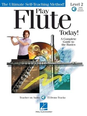 Instrumental Play-Along / Play Flute Today  Level 2 /  / Hal Leonard