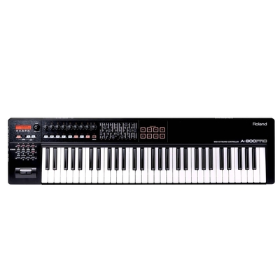 Roland A-800PRO-R 61 Key Controller With Aftertouch Controls & Pads