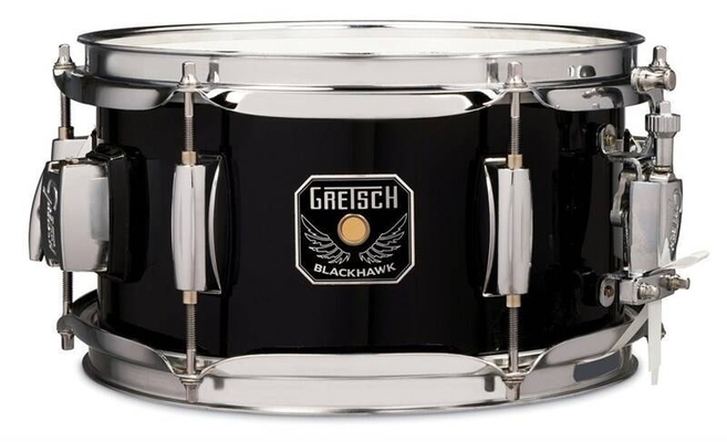 Gretsch Drums Snare Drum Blackhawk Mighty Mini 10 x 55»