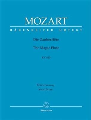 Die Zauberflöte (La flûte enchantée) KV 620 SATB + Accompagnement / Mozart Wolfgang Amadeus / Bärenreiter