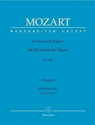 Les noces de Figaro opéra en 4 actes / Mozart Wolfgang Amadeus / Bärenreiter