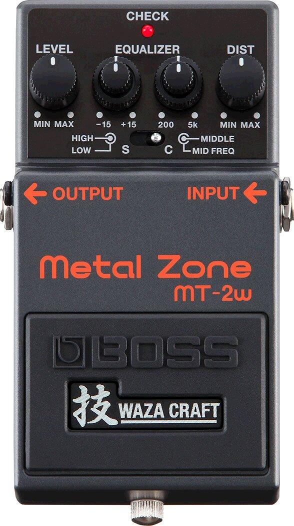 Boss MT-2w Metal Zone Waza Craft : photo 1