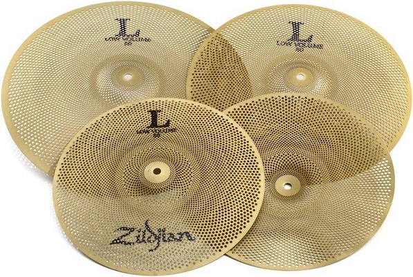 Zildjian LV468 Low Volume Cymbal Pack