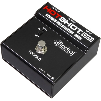 Radial HotShot DM-1