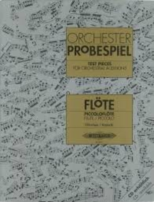 Probespiel – Trompete – Test Pieces for Auditions / Divers / Peters