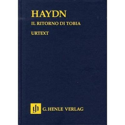 Il Ritorno di Tobia / Haydn Joseph / Henle