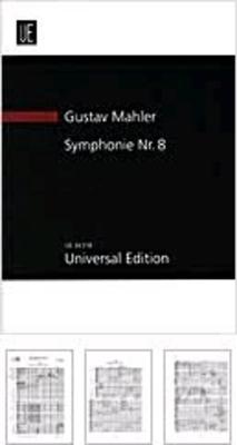 Symphonie Nr 8 / Mahler Gustav / Universal Edition