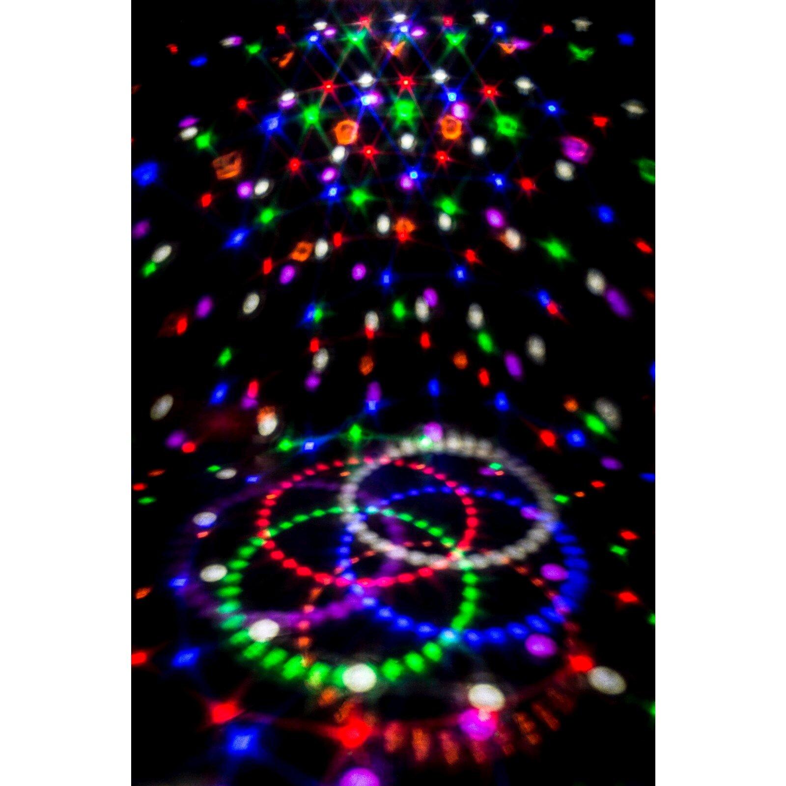 JBSYSTEMS LED DIAMOND II – DJ Effect avec 6 led de différentes couleurs : photo 4