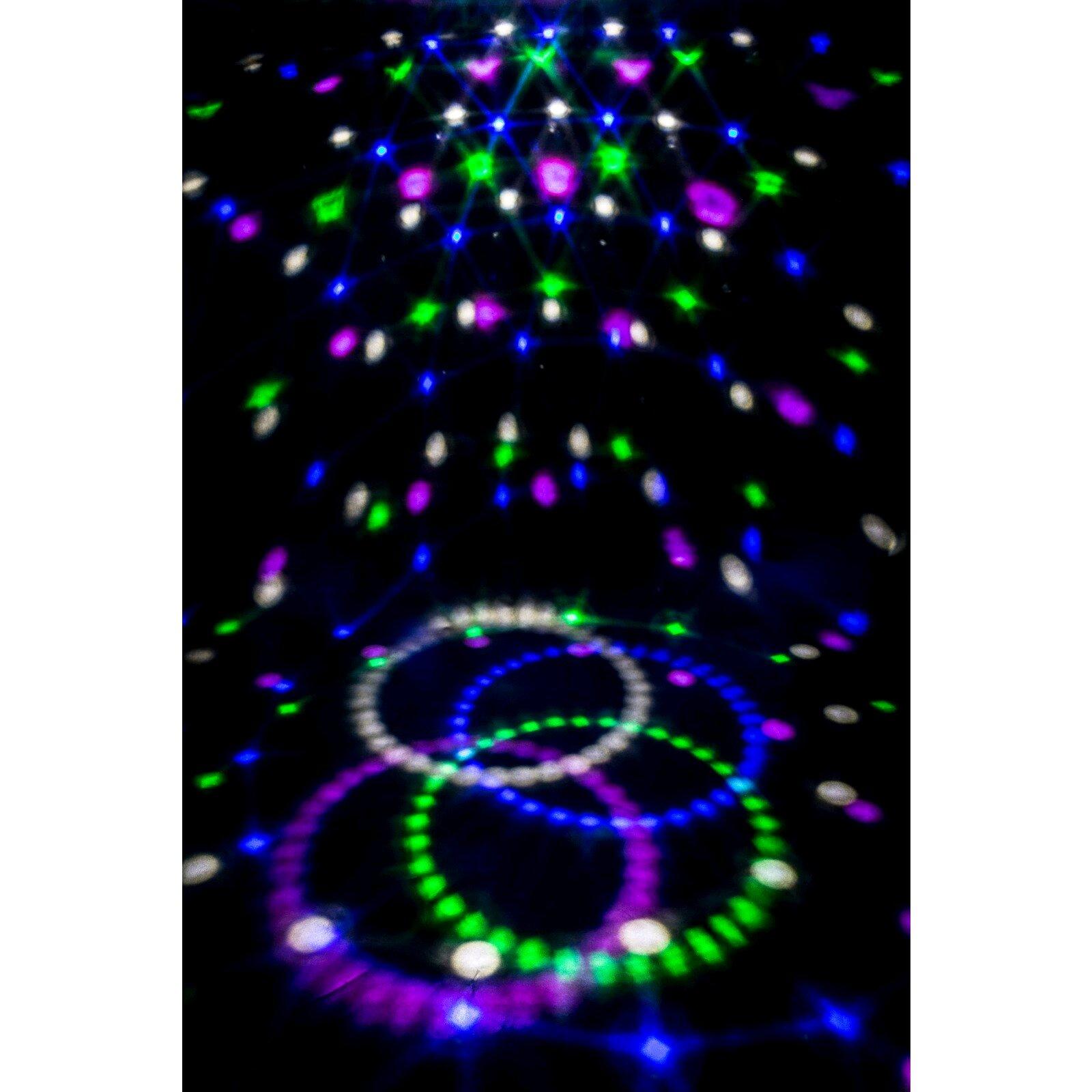 JBSYSTEMS LED DIAMOND II – DJ Effect avec 6 led de différentes couleurs : photo 5