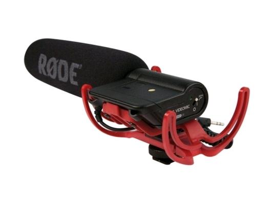 Rode VideoMic Rycote microphone à condensateur pour camera supercardiode fixation pour caméra incl.