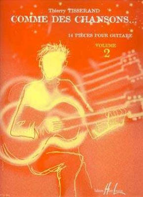 Comme Des Chansons 2   Tisserand  Gitarre /  / Henry Lemoine