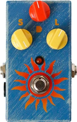 JAM Pedals Chill Point to Point