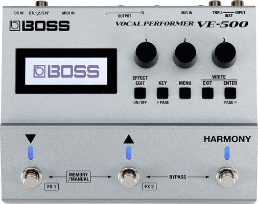 Boss VE-500