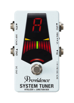Providence STV1-JB System Tuner White