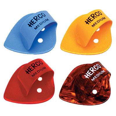 Herco Thumbpick Flat HERCO Medium Sachet de 3 pièces