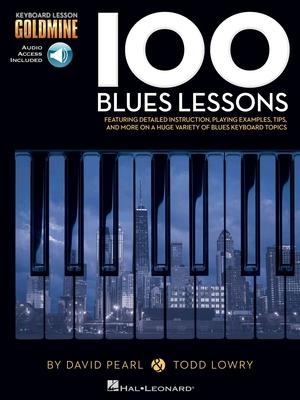 100 Blues Lessons /  / Hal Leonard