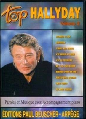 TOP / TOP Hallyday Vol. 2 / Hallyday Johnny / Paul Beuscher