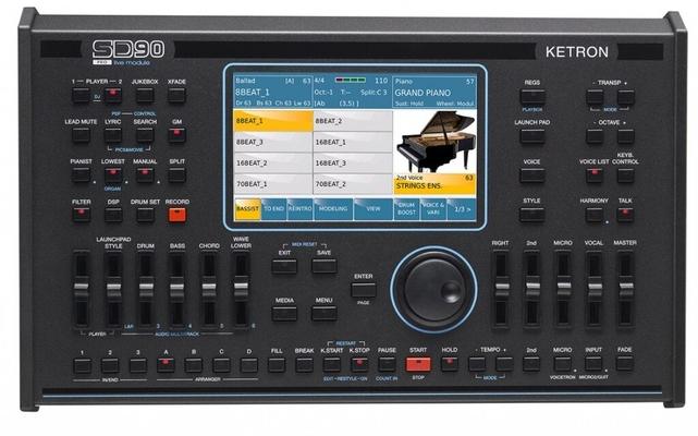 Ketron SD90 Expander