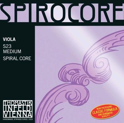 Thomastik S22 Thom. Viola Spirocore / Medium