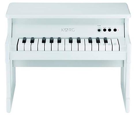Korg TINY WH 25 mini-touches Blanc
