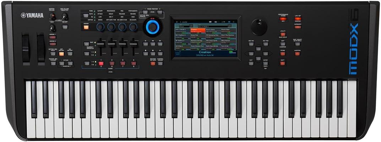 Yamaha MUSIC SYNTHESIZER MODX6