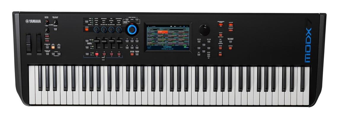 Yamaha MUSIC SYNTHESIZER MODX7