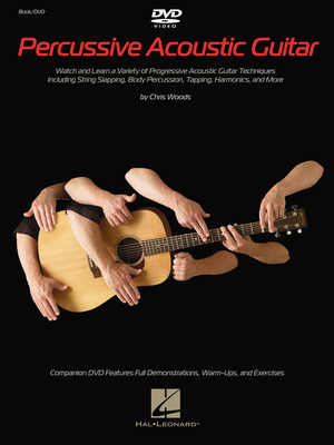 Percussive Acoustic Guitar Educational /  / Hal Leonard